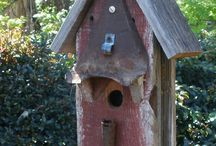 Birds and Birdhouses / by Donalyn / The Creekside Cook