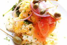 Brunch in Alsur Café / Out best brunch dishes  Nuestros platos de brunch favoritos