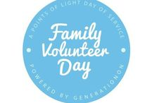 Client: Family Volunteer Day