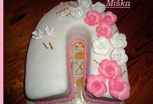 Svadobné torty / o  sladkom pokuseni