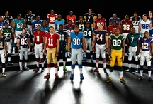 Anything NFL / by Barbara Tyndale