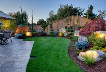 Landscaping / by Debbie Watts Brecheisen