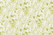 Chartreuse Fabric / Spring, fresh, clean