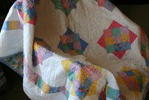 Quilts - in memory of Dad / by Lisa Fredrick