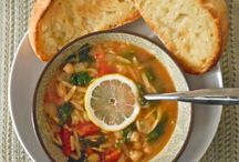 Soups & Stews / by Ana Mancini
