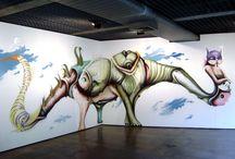 EVENTOS / Eventos que artista plástico Andre Gonzaga Dalata participou.