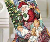 Χριστουγεννιατικα μποτες