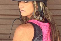 motorcycle helmet ideas / by Shana Pope