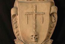 Heraldric devices