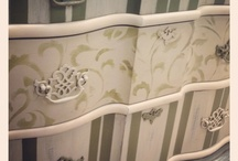 Fab furniture - painted