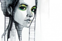 Watercolor artists / by Heidi Bjork