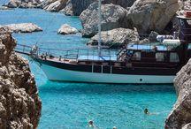 Greece Scenes