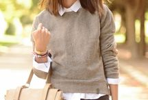 Perfectly Preppy Woman