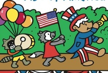 Fourth of July / Fun books and activities for a great independence day!