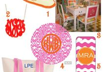Monograms / by Jessica Riley