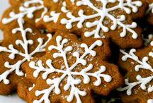 Печенье, пряники! / Новый год, Рождество, праздничные поздравления!