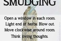 ~ Smudging ~