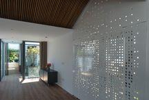 Interiors - ceilings