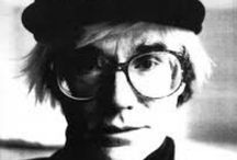 Andy Warhol  ♥ pop art