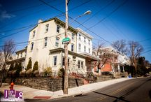 New Photography Studio  / JPG's new office is located at 180 Green Ln. in Manayunk, Philadelphia PA.
