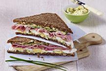 Sandwich / Diät