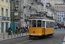 Tranvías, trams, tramways