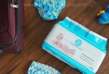 Vacation and Cloth Diapering Tips