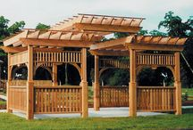 Woodworking: Outdoor Thermo Wood Projects / Outdoor Projects Using Eco-Friendly, Long Lasting Thermo Woods