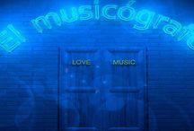 El Musicógrafo / Todo lo relacionado con la página de El Musicógrafo. Bandas, conciertos, novedades y mucho más. ¿Te gusta la música? Entonces te gustará El Musicógrafo.