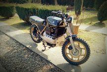 Motorcycle Laboratory BMW K100 Cafe Racer