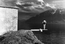 Black and white photographic / Schwarz-Weiß Fotos