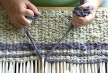 Weaving / by Vicki Hardcastle