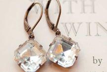 wedding jewelry / by Lindsay Valentino