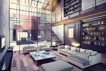 Loft living ideas