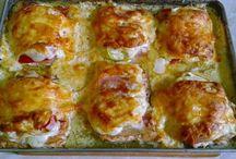 Csirkemell-ételek :)