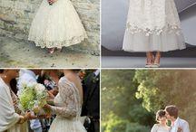 inspiração- vestido midi