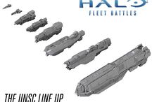Halo Fleet Battle Games