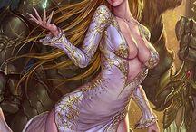 Fantasy Art  :-)