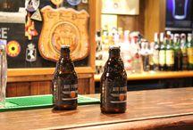Air Force / La cerveza de los pilotos en Memphis Belle