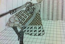 Beeldend aspect: textuur/structuur
