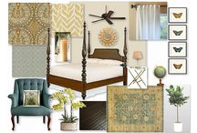 guestrooms / by Katherine Lange