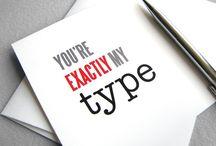 Litery/Typografia