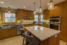 Project 3062-1 Contemporary Green Kitchen Remodel South Minneapolis Twin Cities MN
