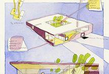 concept art architektura