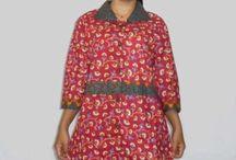 Baju Batik Wanita Murah, Blus Batik B1247