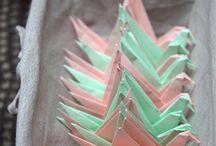 DIY / Créations Originales / Origamis, DIY, papiers...