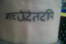 Tattoo... Nothing better!! / I love my Tattoo.. they complete who I am :) Each one means something special!
