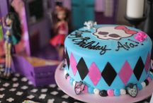 Party Planning: Monster High