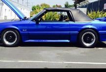 Foxbody Convertibles / Dedicated to all you Foxbody convertible fans / by ED