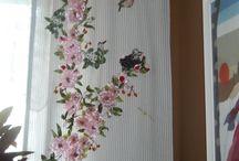 Artis Beatris / rozkvitnutý zaves
